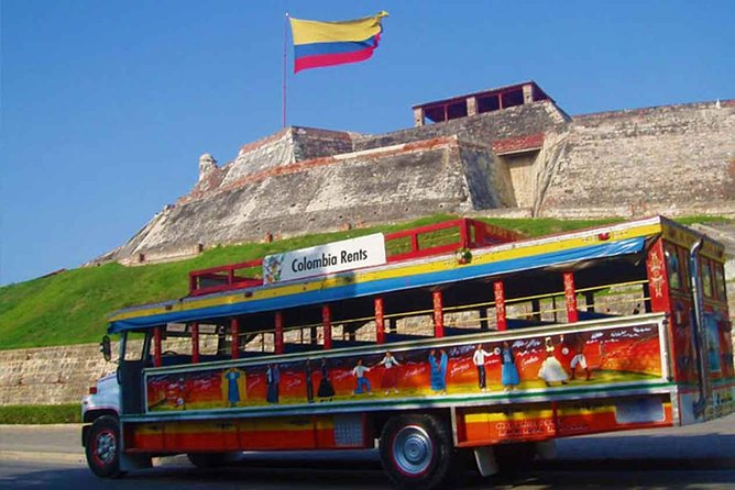 City Tours in CHIVA, Cartagena, Regular