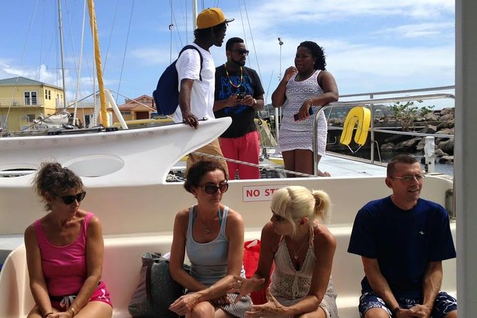 St Kitts Snorkel Cruise with Lunch (Reconfirm 48hrs prior)