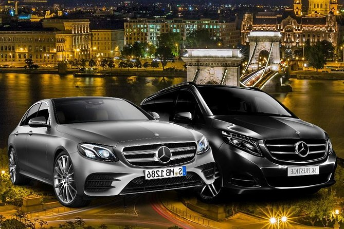 Private Budapest Airport ROUND-TRIP Transfer (Luxury Vehicle)