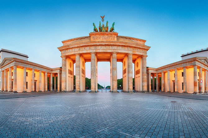 Berlin City Experience Transit Tour by car or minivan