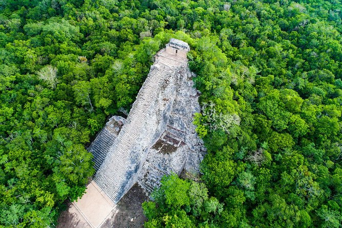 FANTASTIC ADVENTUROUS COMBO: Tour to Tulum Ruins, Coba Ruins and Mayan Cenote! photo 7