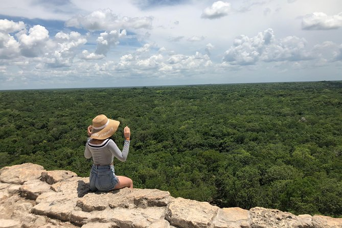 FANTASTIC ADVENTUROUS COMBO: Tour to Tulum Ruins, Coba Ruins and Mayan Cenote! photo 8