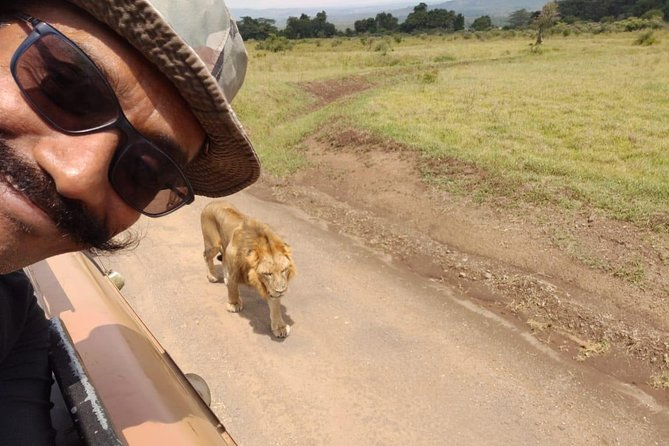 Unforgettable experience in Mara.