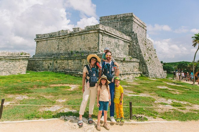 FANTASTIC ADVENTUROUS COMBO: Tour to Tulum Ruins, Coba Ruins and Mayan Cenote! photo 11