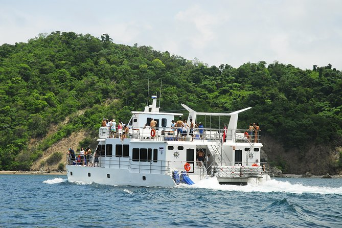 Tortuga Island Cruise From Puntarenas