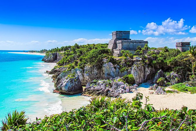 FANTASTIC ADVENTUROUS COMBO: Tour to Tulum Ruins, Coba Ruins and Mayan Cenote! photo 16