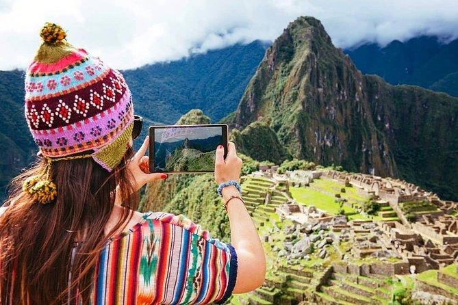 Machu Picchu With Train From Ollantaytambo