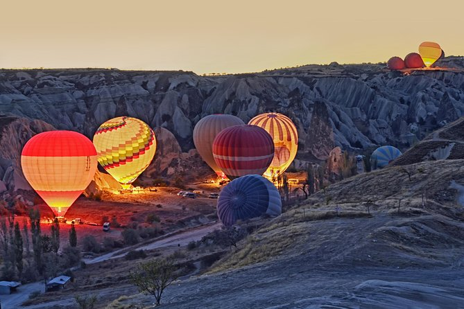 Cappadocia Tours from Kemer, Antalya, Turkey