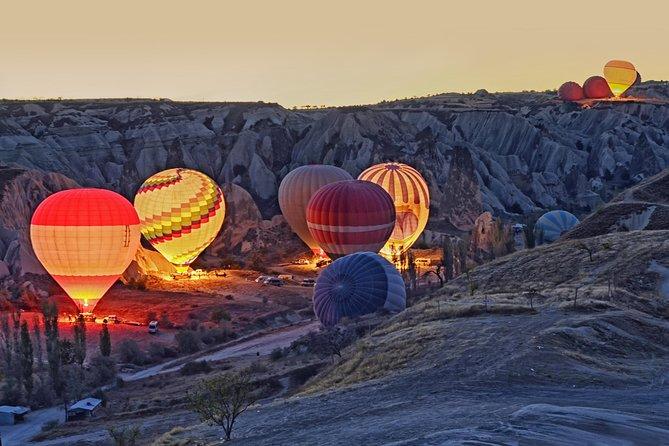 Cappadocia Tours from Kemer, Antalya, Turkey
