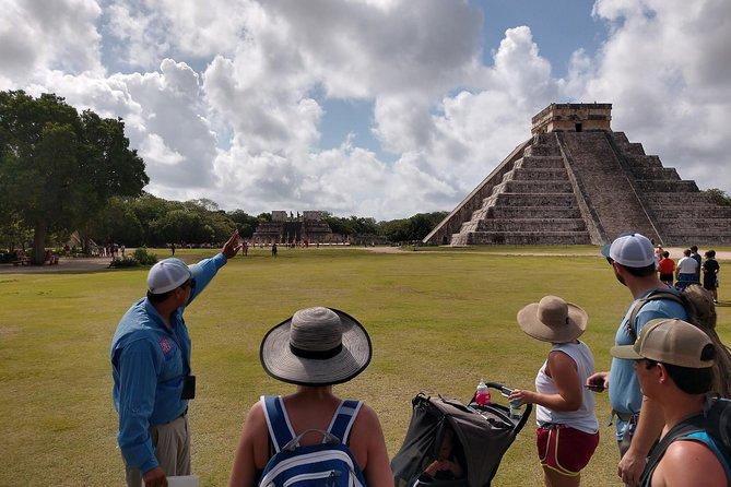 Chichen Itza Private Tour from Cancun