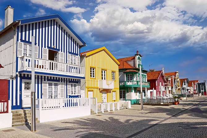 Porto: Aveiro Tour Including Moliceiro Cruise