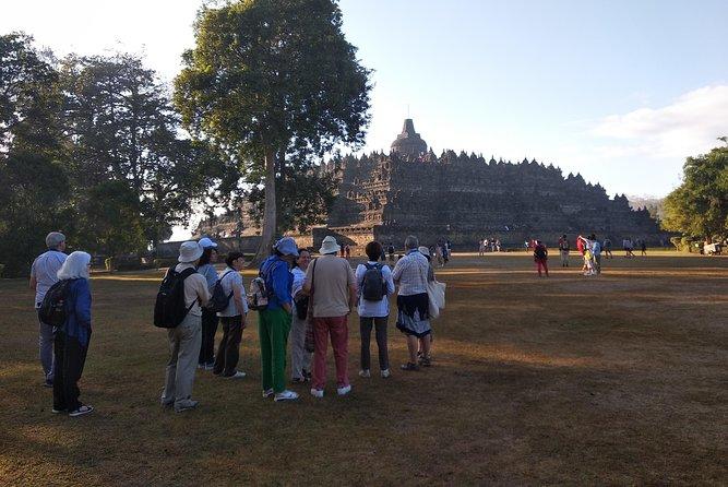 Amazing Borobudur Sunrise. Private Tour With Expert. 5 Hours Trip.