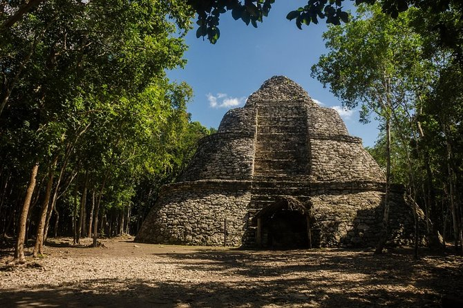 Private Tour Coba-Tulum with Aldea Maya and Cenote Multum Ha