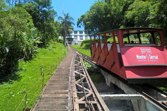 "Shore Excursion ""Santos City"" with All Entrance Fees Included - Monte Serrat"