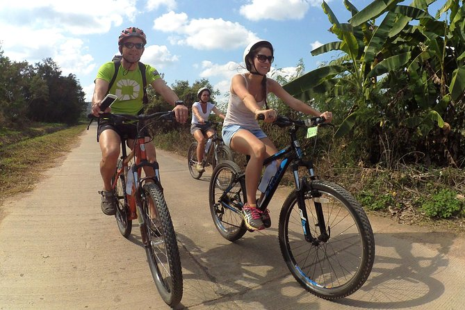 Cycling the Mae Ngat Valley in Chiang Mai