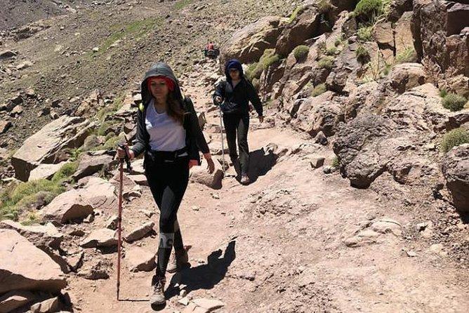 Climb Mount Toubkal: 3-Day Trek from Marrakech