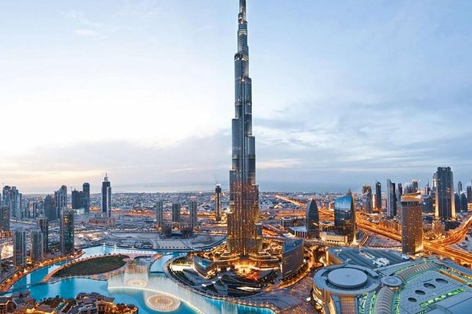 Private - Full Day Dubai City Tour with Burj Khalifa Tickets
