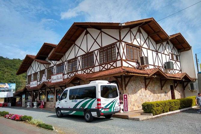 Vale Europeu - Blumenau e Pomerode saída de Balneário by Itaguasul Turismo