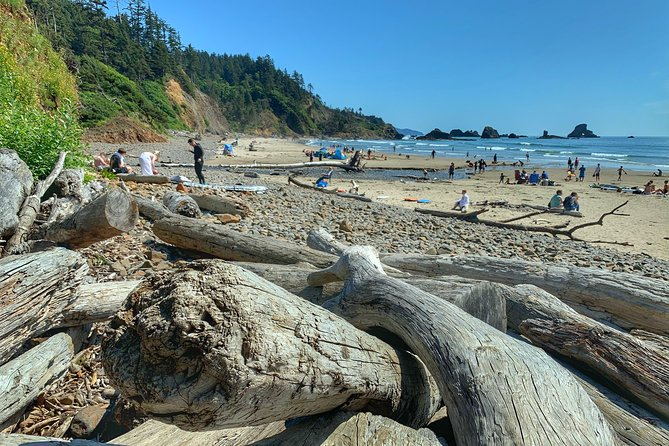 Oregon Coastal Tour: Florence to Yachats