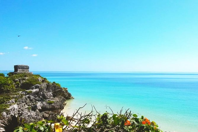 5x1 Tulum by land and sea, boat, beach club & snorkel