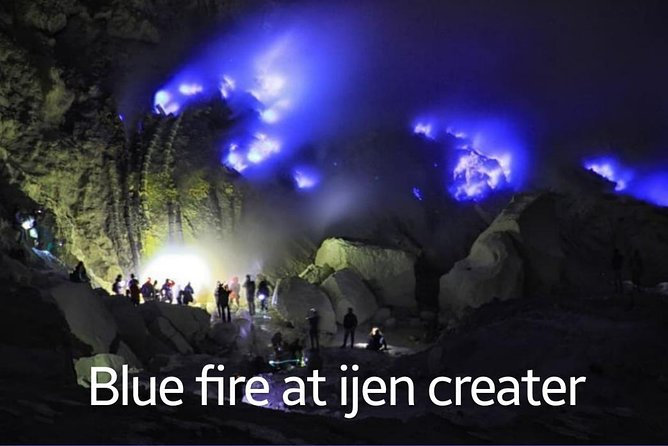 Ijen Crater Midhnight Fun Budget