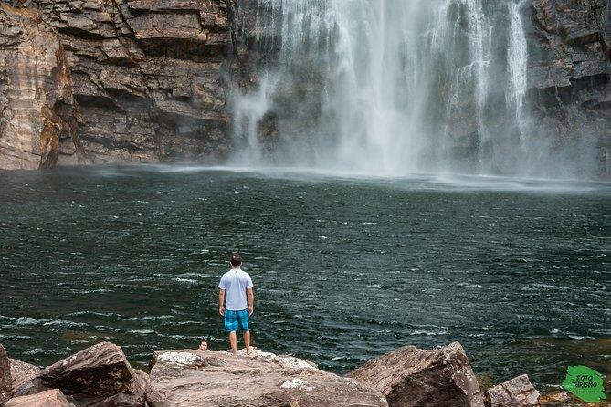 "Route ""Casca Dura"" Trekking of 3km in the Serra da Canastra National Park"