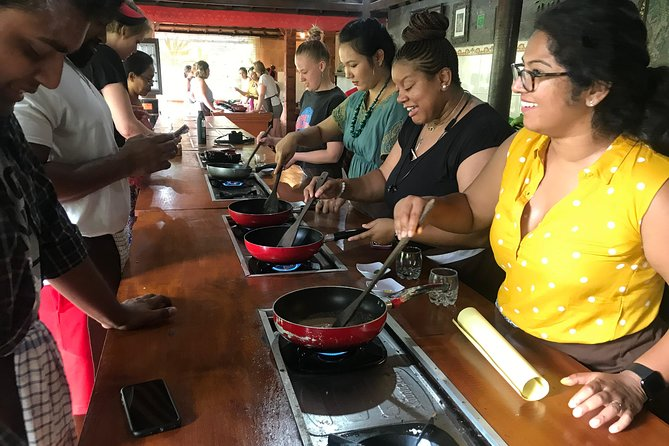 Balinese Cooking Experience Including Visit to Monkey Forest