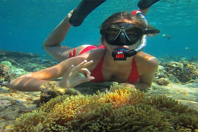 PrivateTour: Bali Snorkeling Tour At Blue Lagoon Beach : All- Inclusive