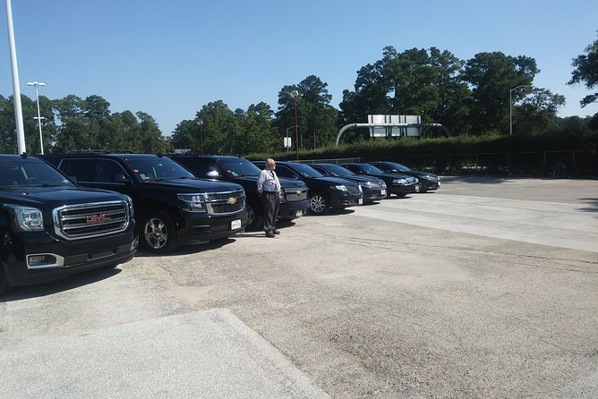 Book Black SUV Car from Houston to Austin,TX, IAH Airport, Houston to Austin, TX