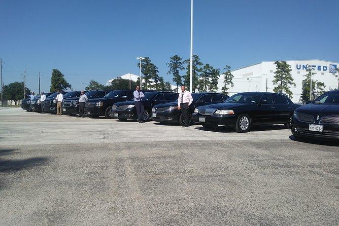 Book Black SUV Car from Houston to Austin,TX, IAH Airport, Houston to Austin, TX