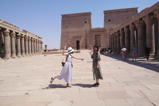 5 Days Egypt- Cairo pyramids and 4 Days Nile Cruise Aswan to Luxor by vip train
