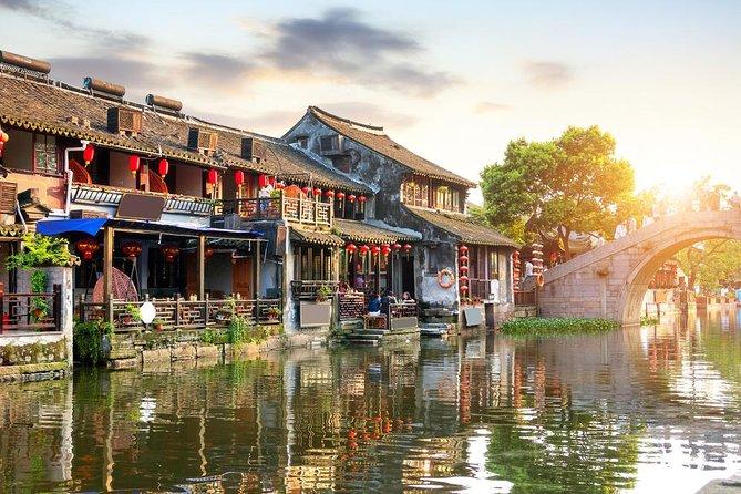 Full-day Xitang Water Town Tour from Hangzhou