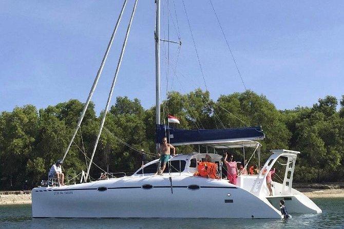 Nusa Lembongan Day Trip by Lombok Explorer Catamaran