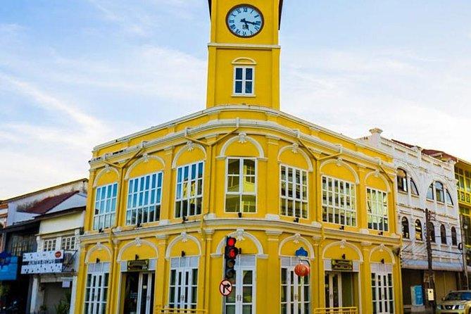 Phuket Best City & Landmark Tours
