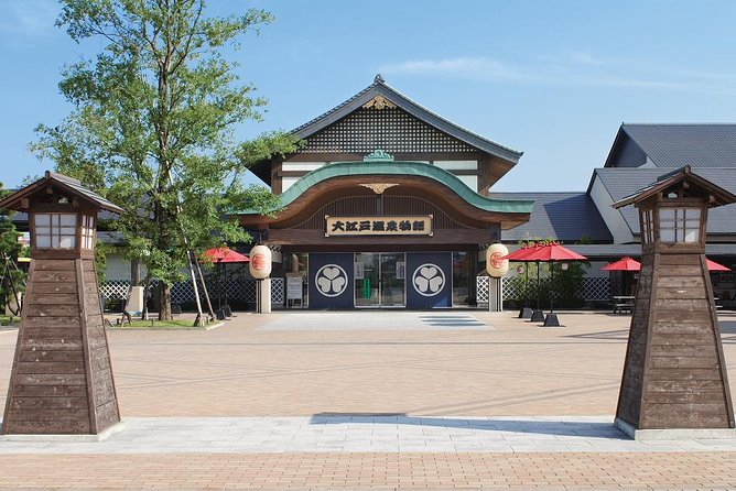 Tokyo Ooedo Onsen Monogatari Admission Ticket