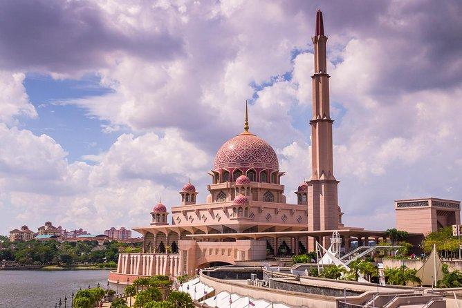 Putrajaya Tour With Perdana Putra From Kuala Lumpur