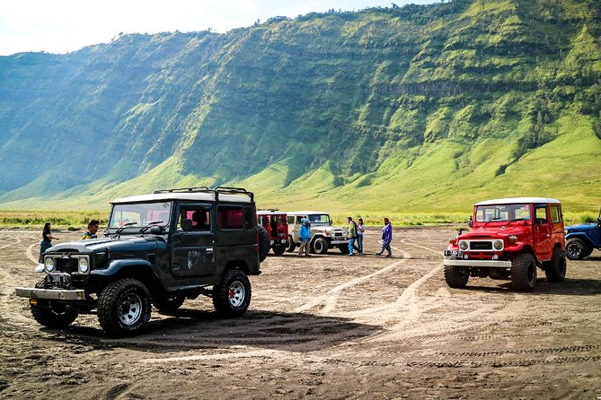 Bali East Caldera Sunrise Jeep Tour – Full Day