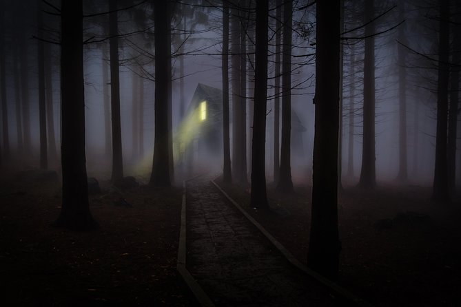 The Witch Tour: Appalachian Mountains Ghost Tour