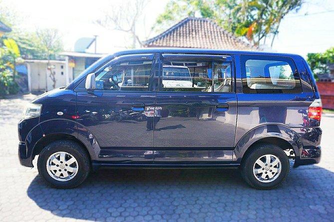 A'la Carte Minibus (4-5pax) Full Day With Guide