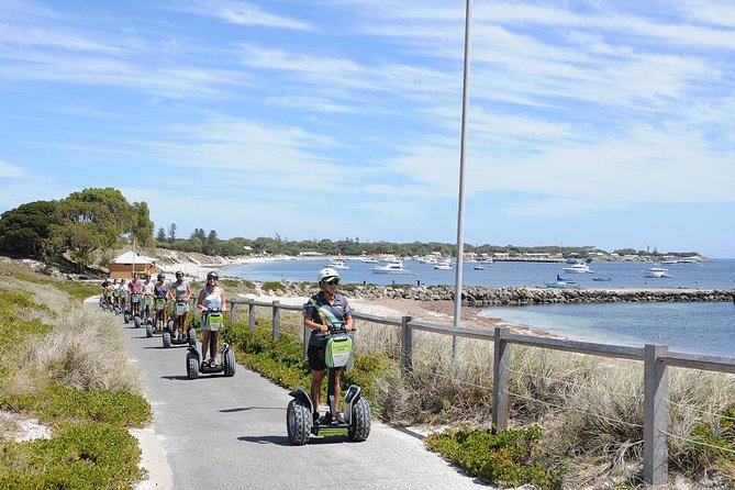 Rottnest Island Settlement Explorer Segway Package from Fremantle photo 3