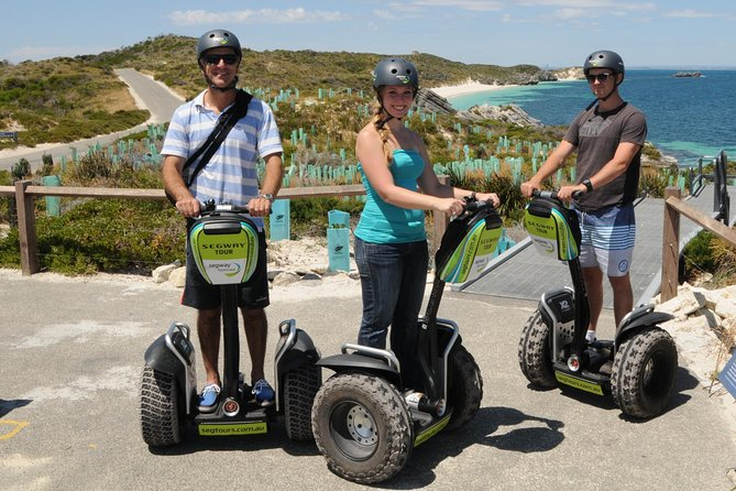 Rottnest Island Settlement Explorer Segway Package from Fremantle photo 6