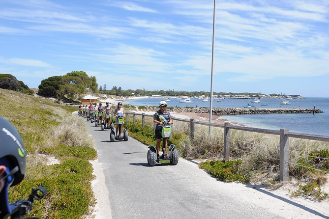 Rottnest Island Settlement Explorer Segway Package from Fremantle photo 2