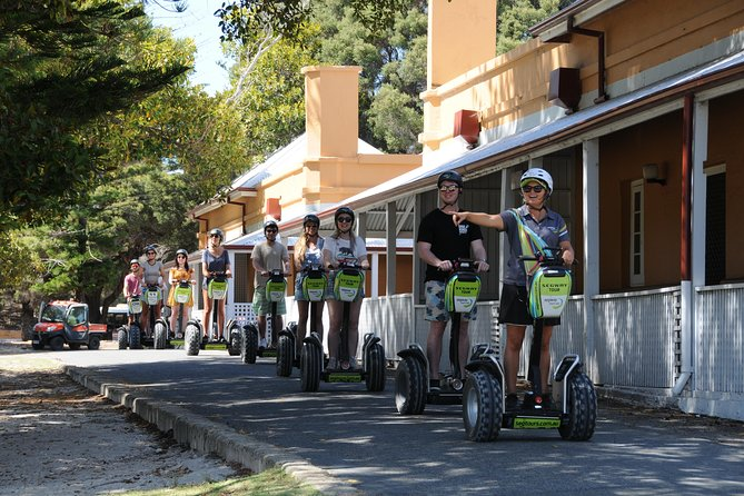 Rottnest Island Settlement Explorer Segway Package from Fremantle photo 4