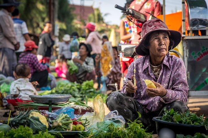 Hidden Phnom Penh Guided City Tour Inclusive of Snacks & Fun Local Transport
