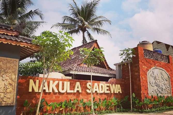 Nakula Sadewa Education Park Admission Ticket