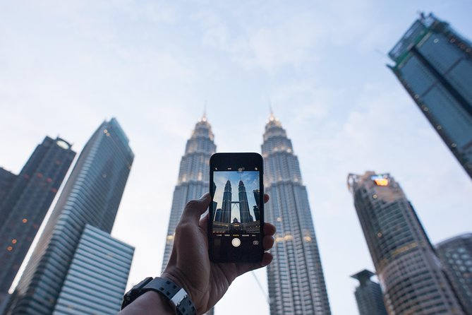 Petronas Twin Towers Skybridge, KL Tower, and Kuala Lumpur City Tour