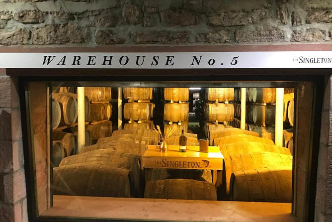 Personalised Whisky Tours