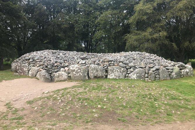 Clava Cairns -Culloden battlefield-loch ness
