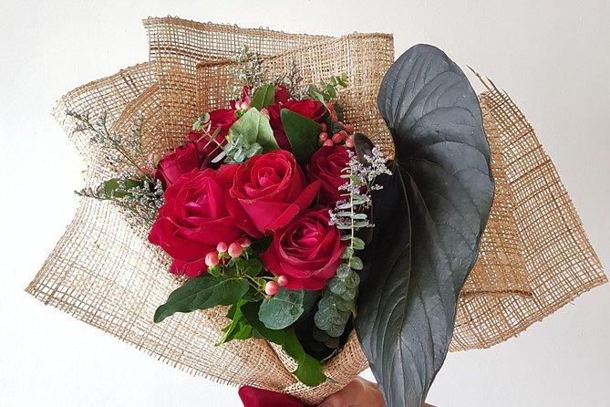 A Surprise Floral Delivery