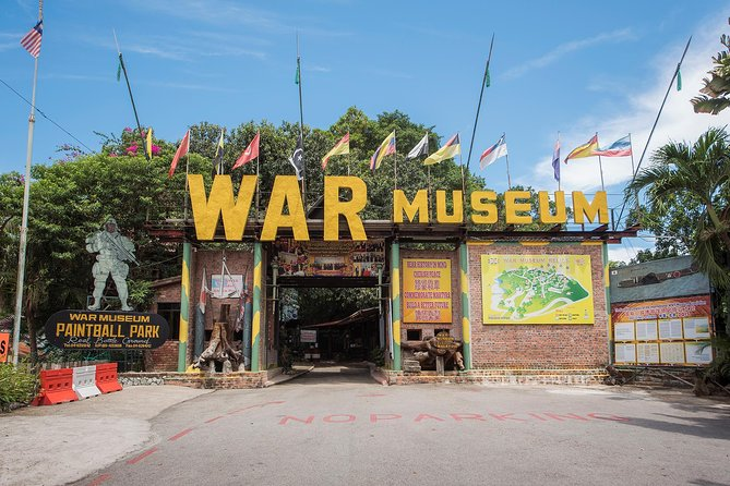 Penang War Museum and Colonial Museum